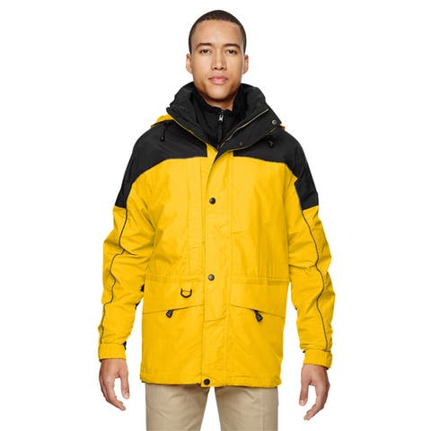 3-In-1 Men's Two-Tone Sun Ray 720 Parka