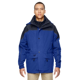 3-In-1 Men's Two-Tone Ryal Cobalt 714 Parka