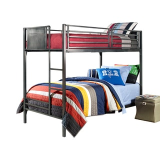 Hillsdale Furniture Urban Quarters Twin-over-twin Bunk Bed