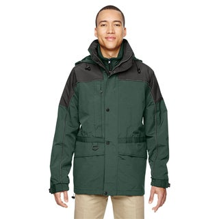 3-In-1 Men's Big and Tall Two-Tone Alpine Gren 723 Parka