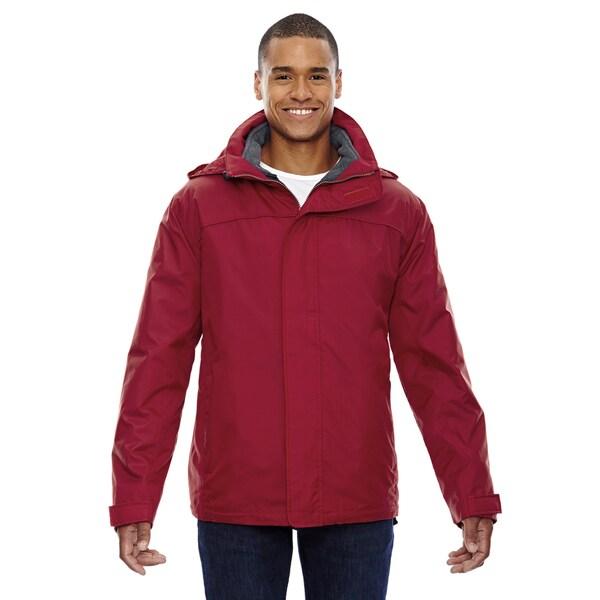 3-In-1 Men's Molten Red 751 Jacket