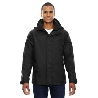 3-In-1 Men's Big and Tall Black 703 Jacket