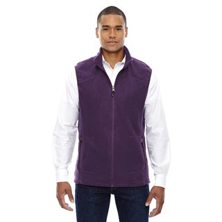 Voyage Fleece Men's Big and Tall Mulbry Purple 449 Vest