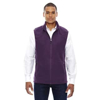 Voyage Fleece Men's Big and Tall Mulbry Purple 449 Vest|https://ak1.ostkcdn.com/images/products/12554582/P19355363.jpg?impolicy=medium