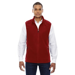 Voyage Fleece Men's Big and Tall Classic Red 850 Vest