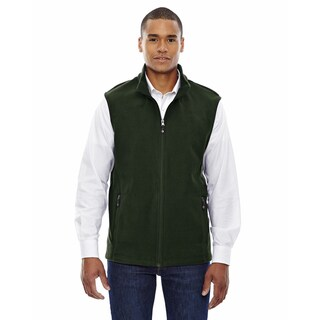 Voyage Fleece Men's Big and Tall Forest Gren 630 Vest