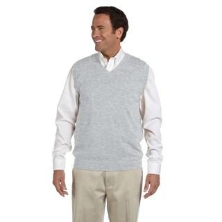 V-Neck Men's Grey Heather Vest