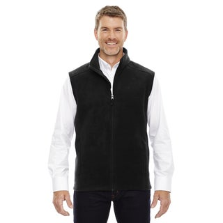Tall Journey Fleece Men's Black 703 Vest