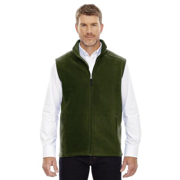 Journey Fleece Mens Forest Gren 630 Vest
