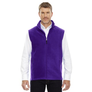 Journey Fleece Men's Campus Prple 427 Vest