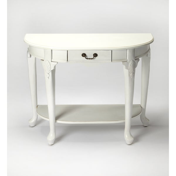 Incredible Butler Kimball Cottage White Console Table Interior Design Ideas Inesswwsoteloinfo