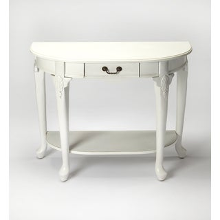 Butler Kimball Cottage White Console Table