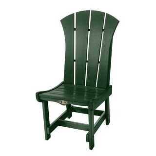 Pawley's Island Sunrise Blue/Green Plastic Outdoor Dining Chair