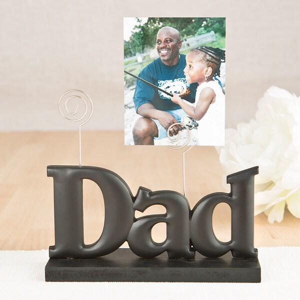 Dad' Photo Holder