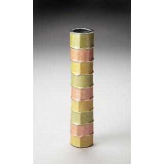 Butler Pastel Aluminum Decorative Vase