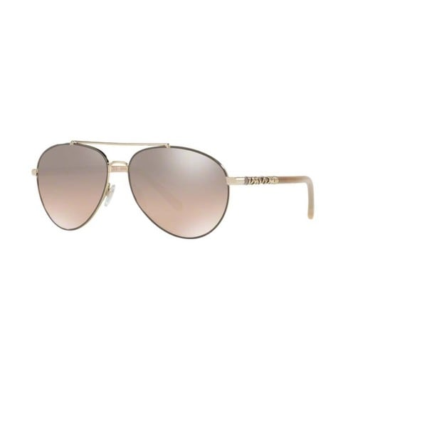 Burberry BE3089 Sonnenbrille Gold 11458Z 58mm LWvlojbr3I