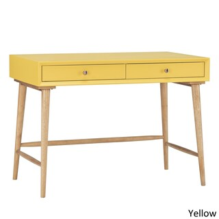 Marin Danish Modern 2-drawer Writing Desk iNSPIRE Q Modern