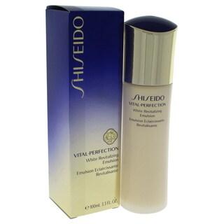 Shiseido Vital-Perfection 3.3-ounce White Revitalizing Emulsion