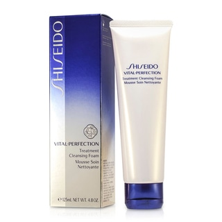 Shiseido Vital-perfection Treatment 4.8-ounce Cleansing Foam