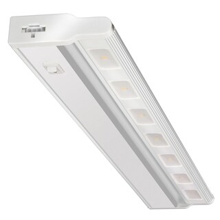Lithonia Lighting UCLD 24-inch White LED Linkable Swivel-design Cabinet Light