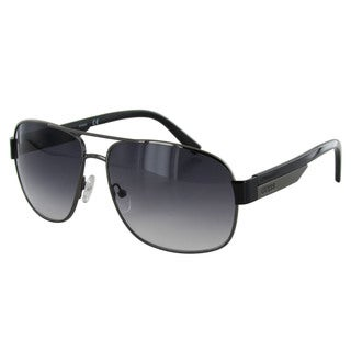 Guess Mens GUF122 Wire Rim Fashion Sunglasses