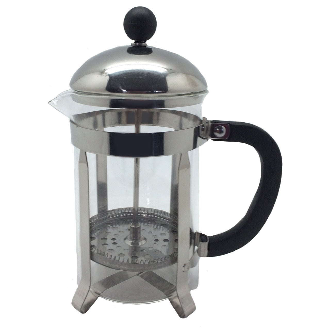 Wee's Beyond Brew-Fresh Stainless Steel (Silver) Espresso...