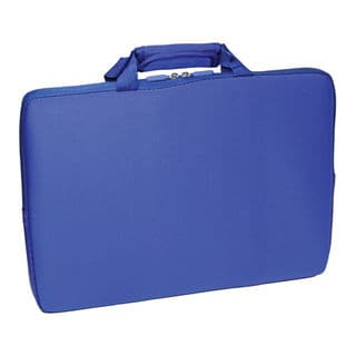 Blue Neoprene 15.6-inch Notebook Sleeve
