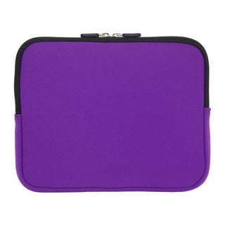 10-inch Purple Neoprene Tablet Sleeve