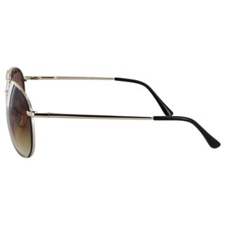 Guess Womens GF0267 Wire Rim Aviator Fashion Sunglasses