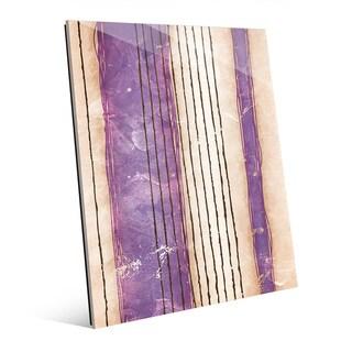 Stringboard Grape Wall Art on Acrylic