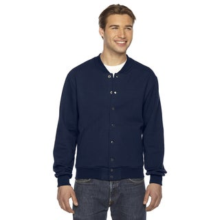Unisex Flex Fleece Club Men's Navy Jacket