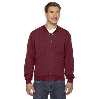 Unisex Flex Fleece Club Men's Cranberry Jacket