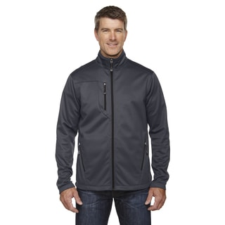 Trace Printed Fleece Men's Big and Tall Carbon 456 Jacket
