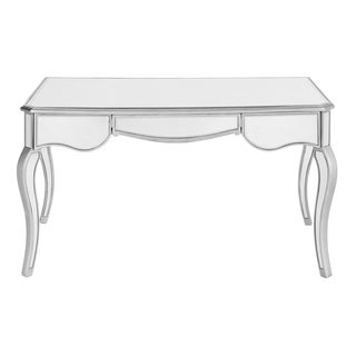 Elegant Lighting Chamberlan 3 Drawer Rectangle Desk