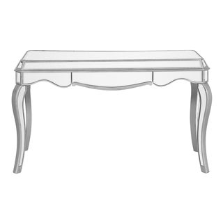 Elegant Lighting Chamberlan 1 Drawer Rectangle Desk