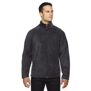 Tall Voyage Fleece Men's Big and Tall Heather Charcoal 745 Jacket|https://ak1.ostkcdn.com/images/products/12555581/P19356213.jpg?impolicy=medium