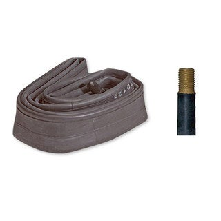 Kenda Fat Tube Black Rubber 24-inch Diameter Schrader Valve Replacement Tire Tube