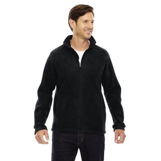 Tall Journey Fleece Men's Big and Tall Black 703 Jacket