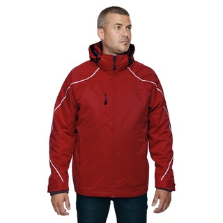 Tall Angle 3-In-1 Men's Big and Tall Classic Red 850 Jacket With Bonded Fleece Liner