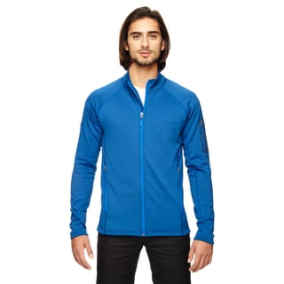 Stretch Fleece Men's Big and Tall Blue Sapphire Jacket