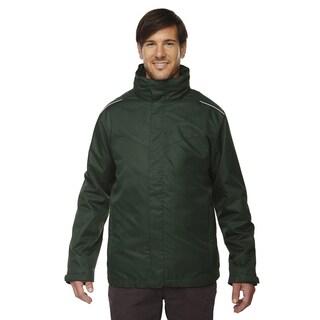 Region 3-In-1 Men's Forest Gren 630 Jacket with Fleece Liner