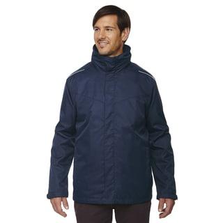 Region 3-In-1 Men's Classic Navy 849 Jacket with Fleece Liner
