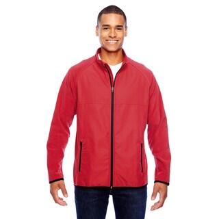 Pride Microfleece Men's Sport Red Jacket