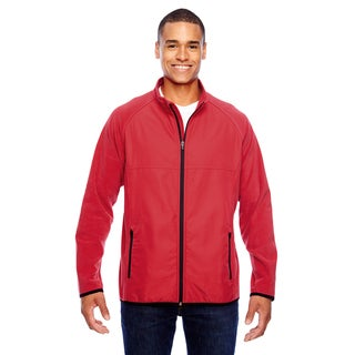 Pride Microfleece Men's Big and Tall Sport Red Jacket