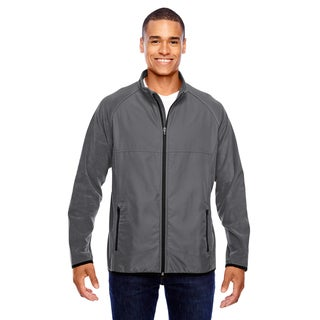 Pride Microfleece Men's Big and Tall Sport Graphite Jacket