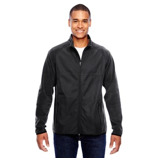 Pride Microfleece Men's Big and Tall Black Jacket