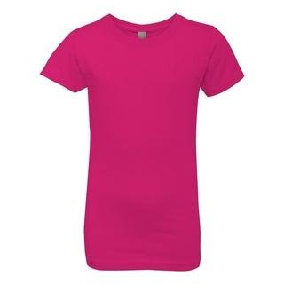 Next Level Girl's Princess T-Shirt