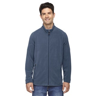 Microfleece Unlined Men's Big and Tall Glacier Blu 772 Jacket
