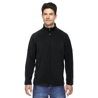 Microfleece Unlined Men's Big and Tall Black 703 Jacket
