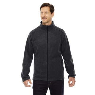 Journey Fleece Men's Big and Tall Heather Charcoal 745 Jacket